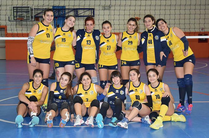 ASD Volley Marrubiu Femminile · 2018-2019