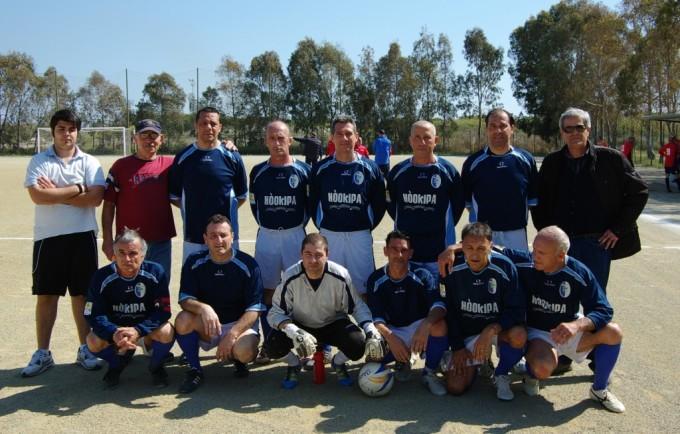 Amatori La Palma - 2011-2012