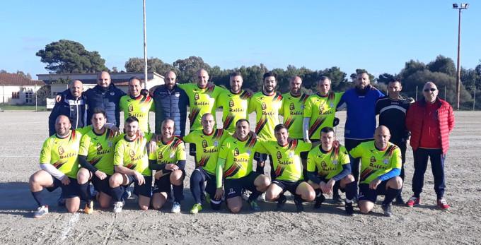 Athletico Porto Torres - 2018-2019