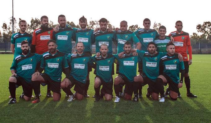 Folgore Calcio · Oristano 2018-2019 DUE
