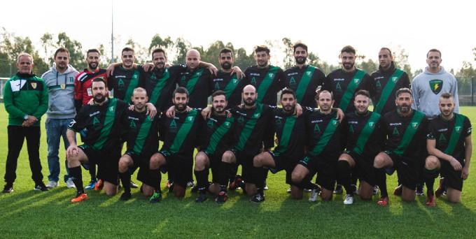 Folgore Calcio · Oristano 2018-2019 UNO
