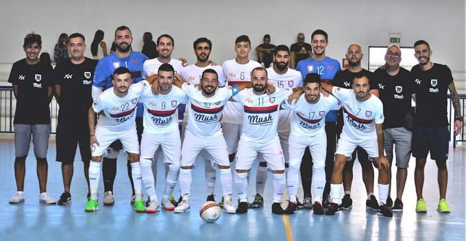 Mush Mediterranea Calcio a 5 - Cagliari 2018-2019