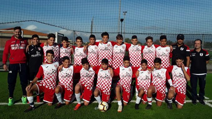 Oristanese Calcio Giovanissimi · Oristano 2018-2019