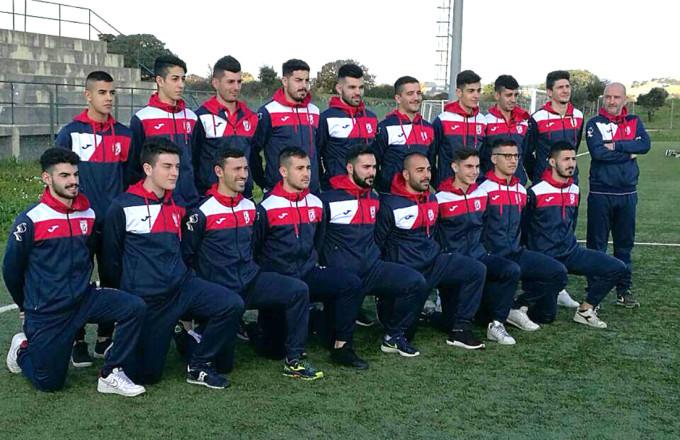 Samugheo Calcio 2018-2019
