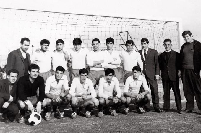 Solarussa Calcio - anni sessanta DUE