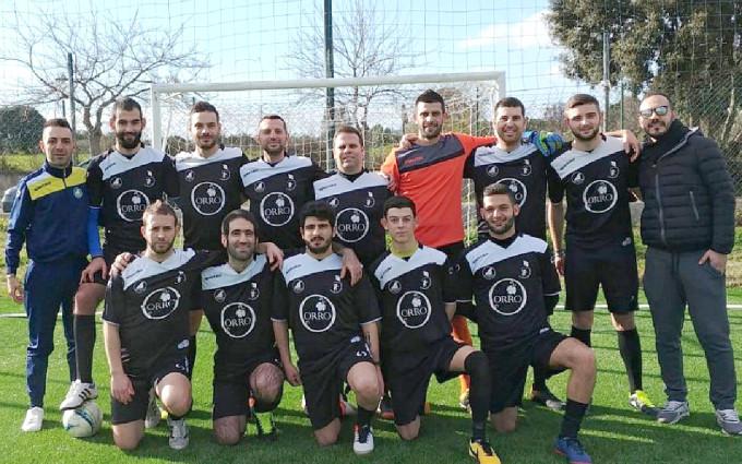 Tramatza Calcio a 5 - 2018-2019