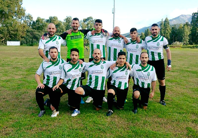 Triei Calcio · 2018-2019