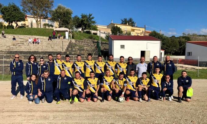 ASD Padria Calcio · 2018-2019
