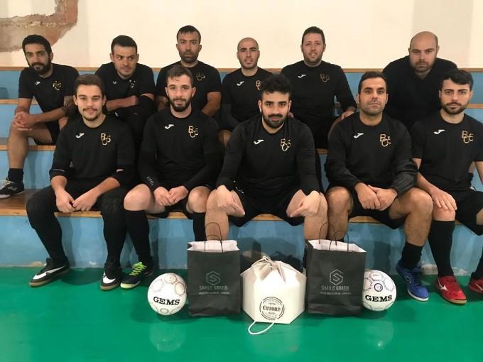 Budoni Calcio a 5 - 2018-2019