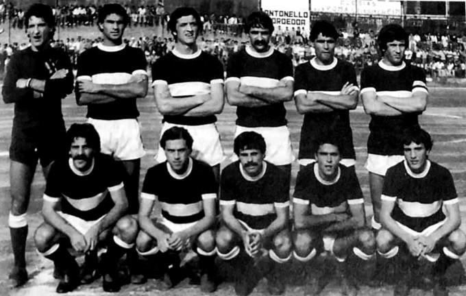 Carbonia Calcio 1939 - 1978-1979