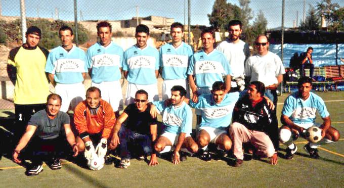 Crystal Solarussa 2000-2001