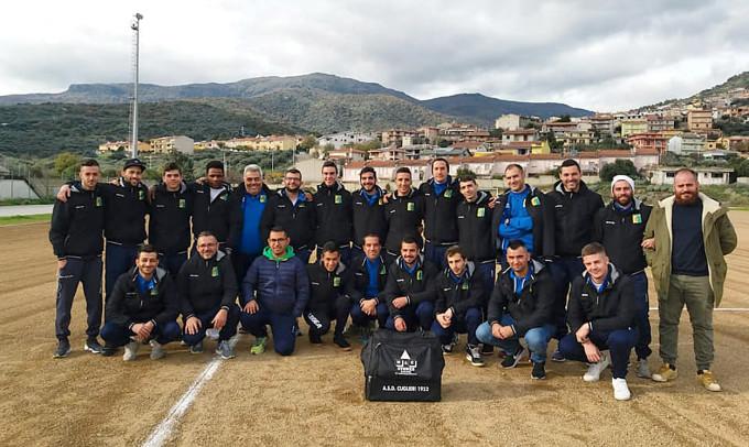Cuglieri Calcio · 2018-2019