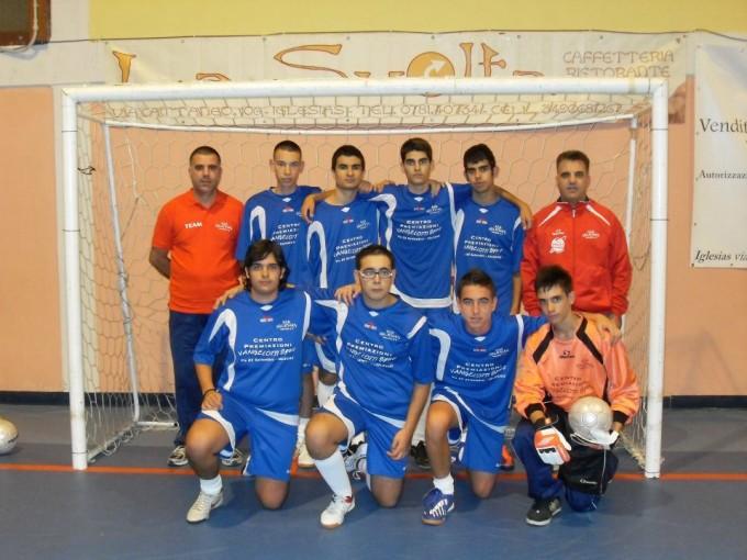 Iglesias Calcio A Cinque Juniores - 2011-2012