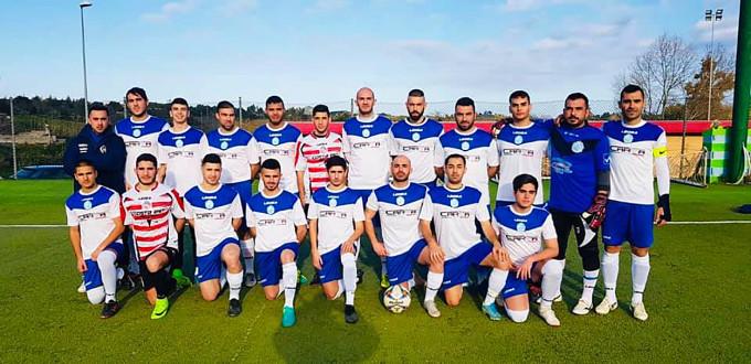Montalbo Calcio · Siniscola 2018-2019