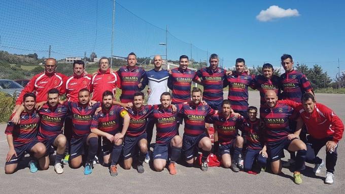 Monterra Calcio · Santu Lussurgiu 2016-2017