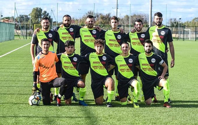 Nurachi Calcio - 2018-2019
