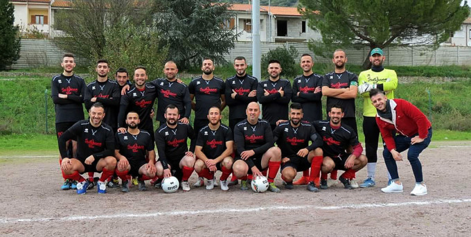 Santu Juanne Calcio · Thiesi 2018-2019
