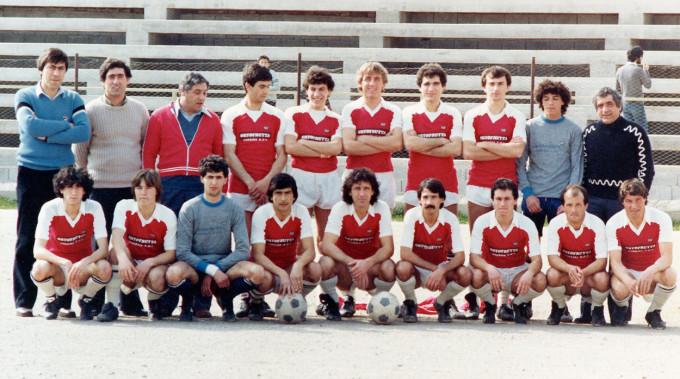 Solarussa Calcio - anni ottanta