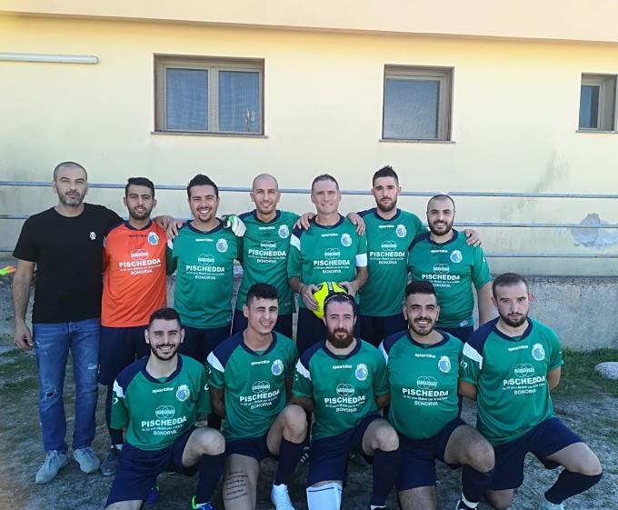 Bonorvese Calcio - Bonorva 2018-2019