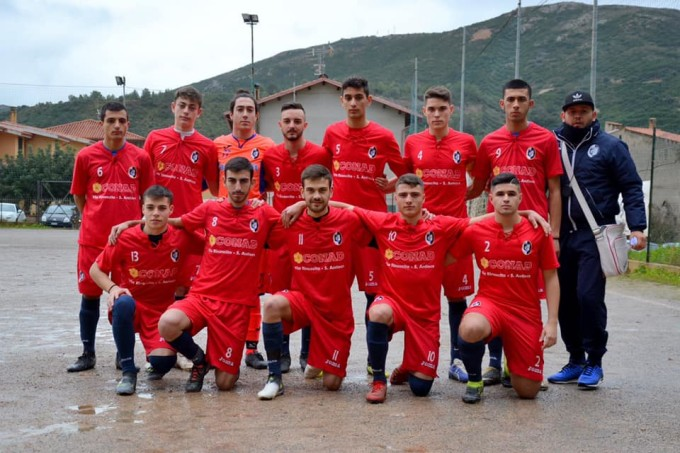 Carbonia Calcio 1939 Juniores - 2018-2019