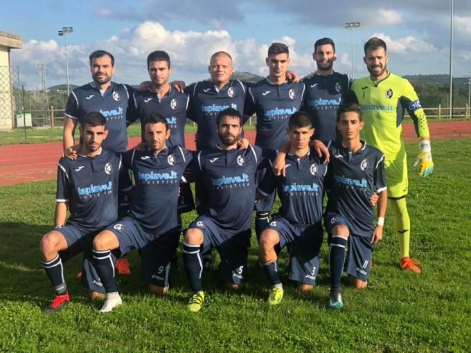 Carbonia Calcio 1939 Promozione - 2018-2019