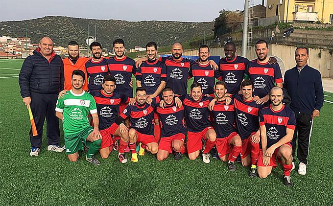 Dolianova Calcio - 2018-2019