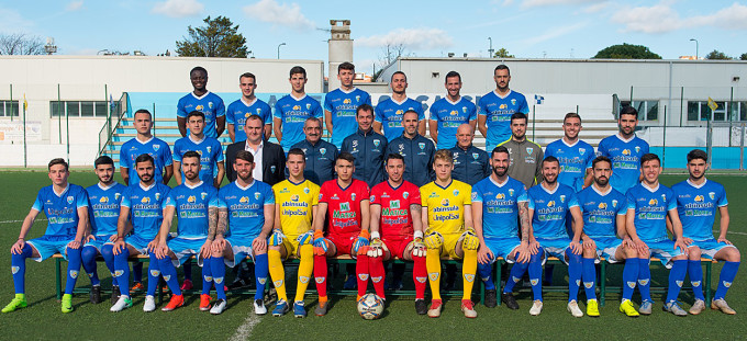 Latte Dolce Calcio - Sassari 2018-2019