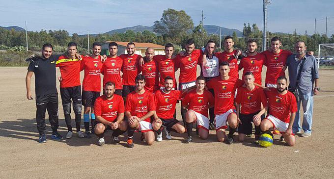 Ollastra Calcio - 2016-2017