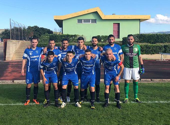Oschirese Calcio · Oschiri 2018-2019