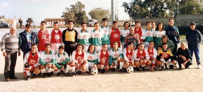 Solarussa Calcio - anni novanta