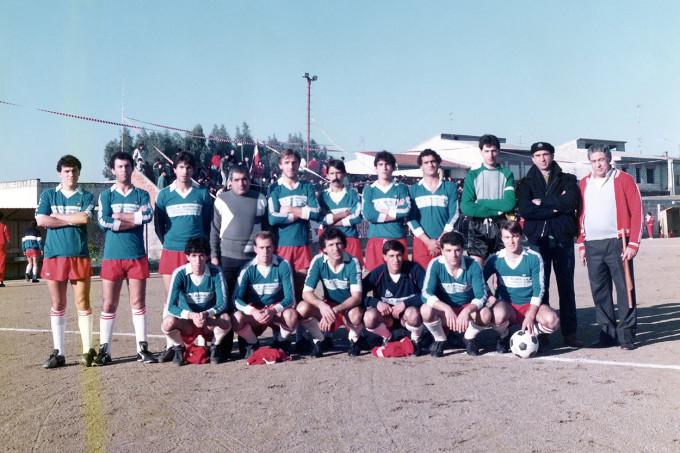 Solarussa Calcio - anni ottanta DUE
