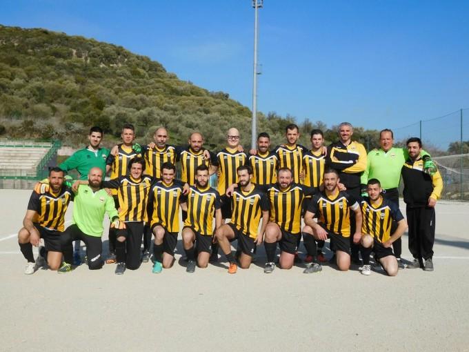 Turalva Calcio - Torralba 2016-2017