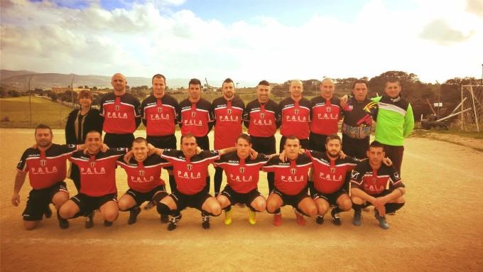 ASD 87 Berchidda Calcio - 2016-2017