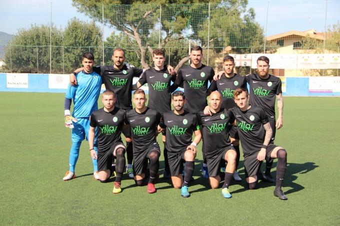Castiadas Calcio 1973 -2018-2019