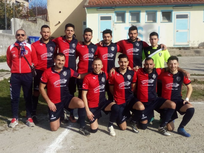 Coghinas Calcio · Santa Maria Coghinas 2018-2019