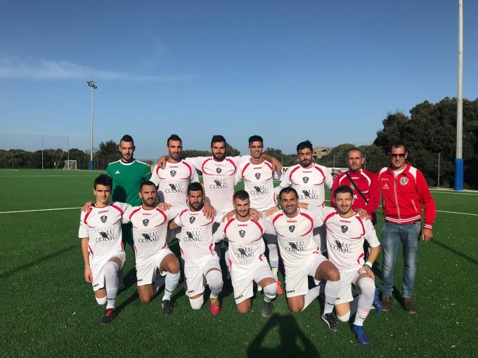 Coghinas Calcio · Santa Maria Coghinas 2018-2019 DUE