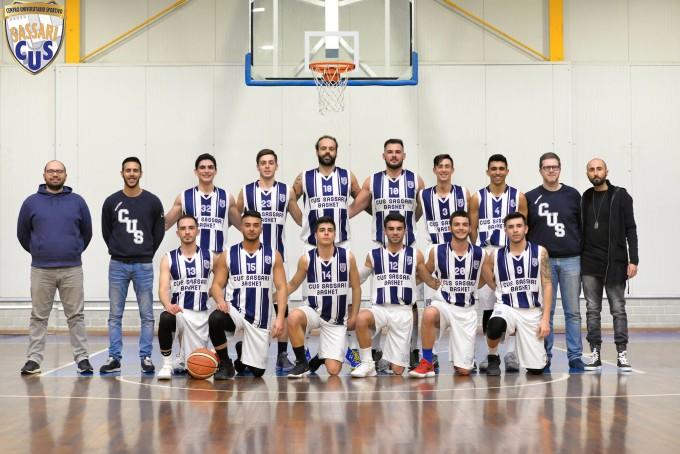 Cus Sassari Basket · 2017-2018_DUE