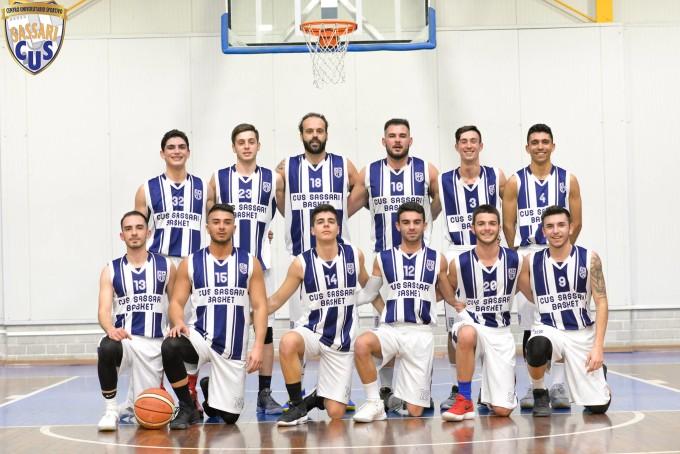 Cus Sassari Basket · 2017-2018_UNO