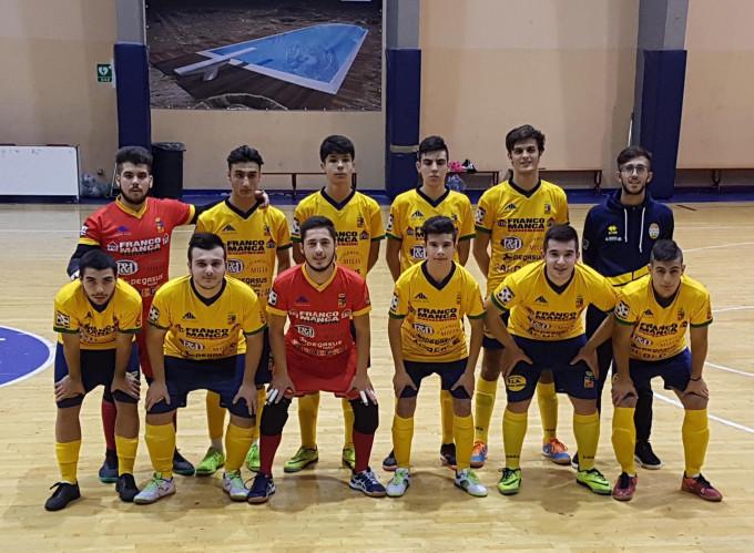 Futsal Ossi Juniores - 2018-2019