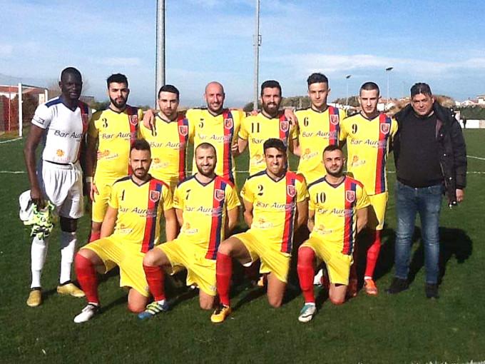 Polisportiva Valledoria Ampurias 2018-2019