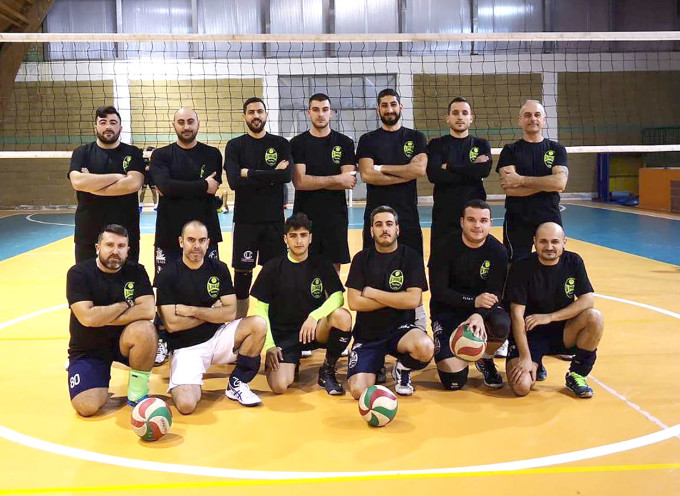 Smeralda Volley Maschile - Ossi 2018-2019