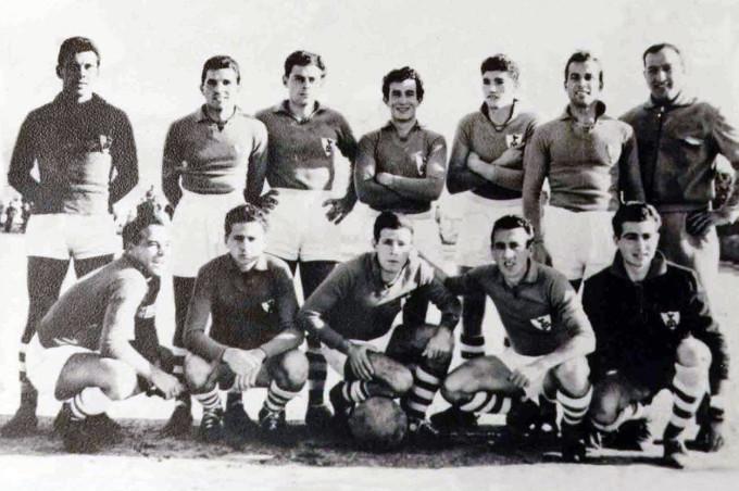 Tempio Calcio 1955-1956