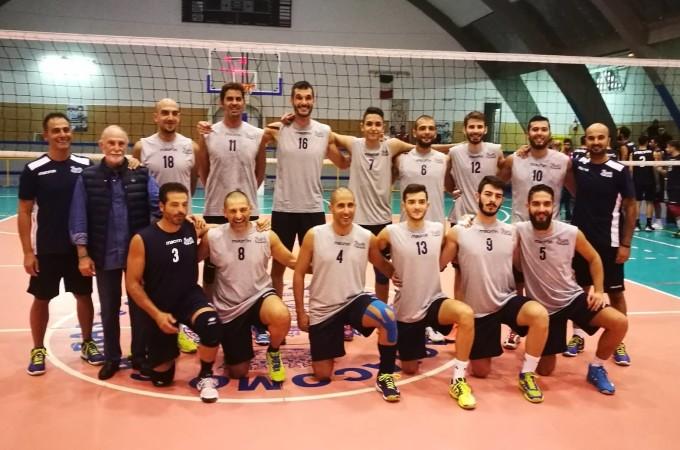VBA Olimpia Sant'Antioco · 2018-2019