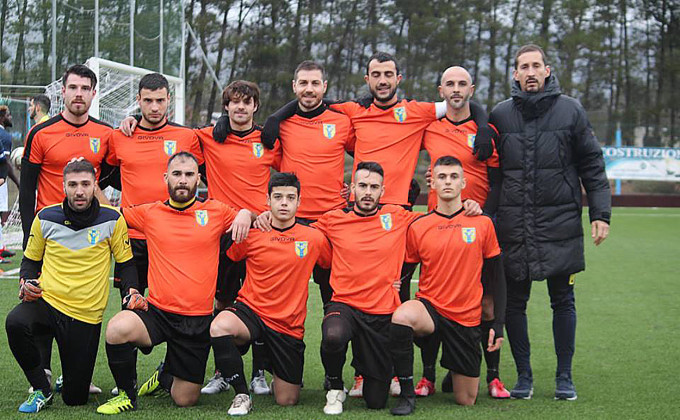 Villacidrese Calcio - Villacidro 2018-2019