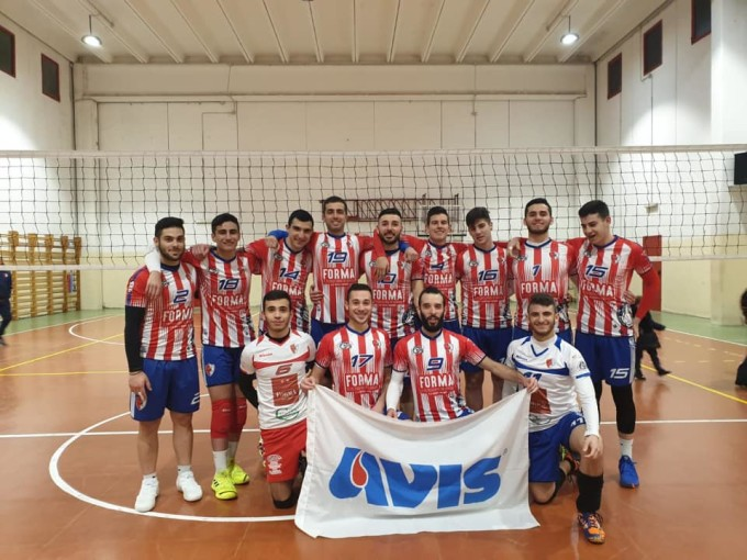 Volley Borore · 2018-2019