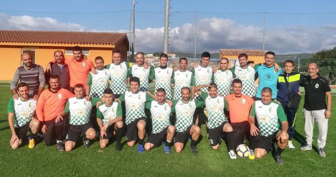 Armungia Calcio 2018-2019