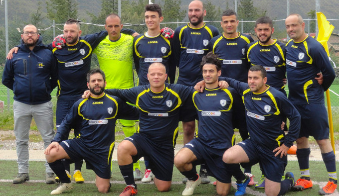 Busachese Calcio - Busachi 2018-2019