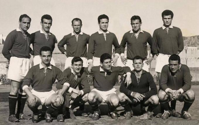 Calangianus Calcio 1955-1956