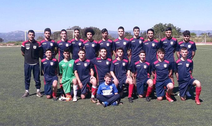 Oristanese Calcio Allievi - Oristano 2018-2019