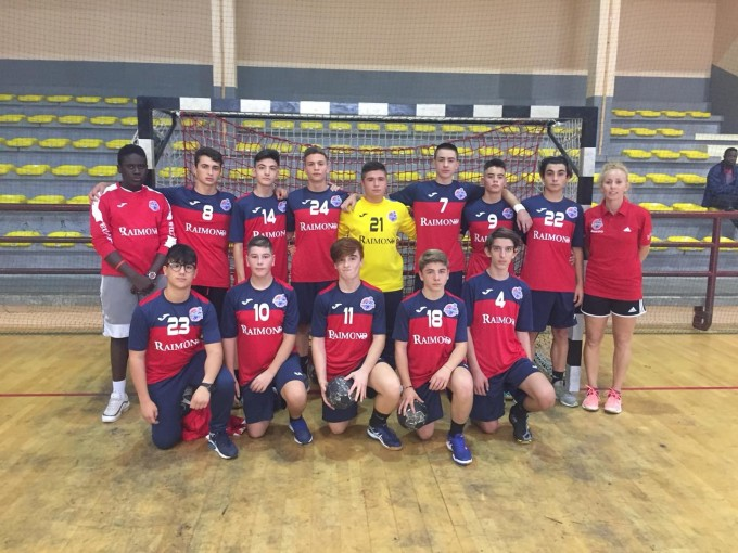 Raimond Handball Under 17 Sassari 2018-2019